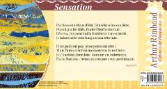 Texte intégral du poème 'sensation' d'Arthur Rimbaud.