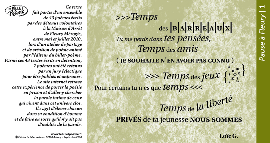 05 Poemes Prisonniers Brunodesbaumettesoverblogcom
