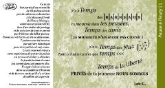 Pause à Fleury /1_poème Loïc G.