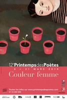 Affiche COULEUR FEMME