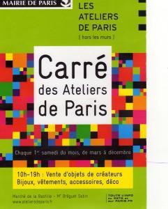 Carré des Ateliers de Paris